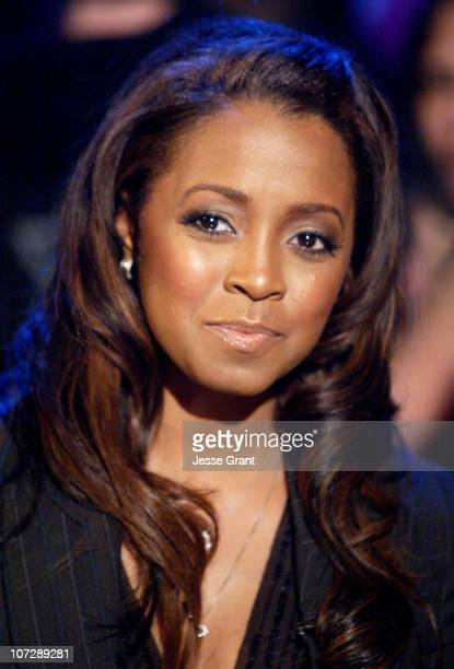 Keshia Knight Pulliam on the Jimmy Kimmel Live show on ABC Photo by Jesse Grant/WireImagecom/ABC