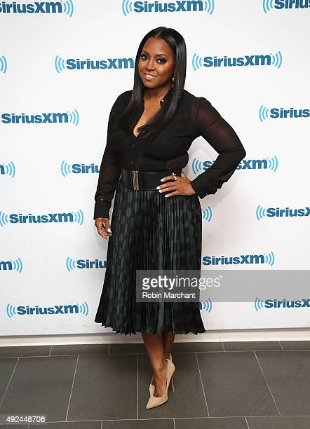 Keshia Knight Pulliam visits at SiriusXM Studios on October 13 2015 in New York City