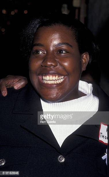 Keshia Thomas attends CORE Harmony Awards Dinner on August 19 1996 at the Sheraton Hotel in New York City