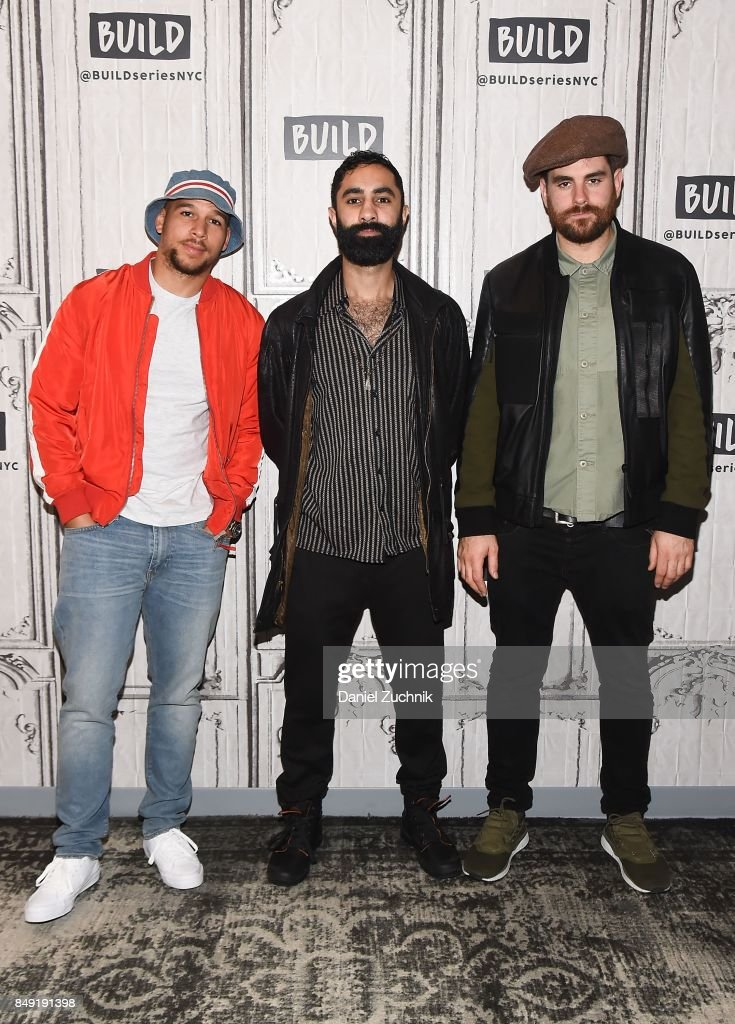 "Build Presents Rudimental Discussing Their Single ""Sun Comes Up"""