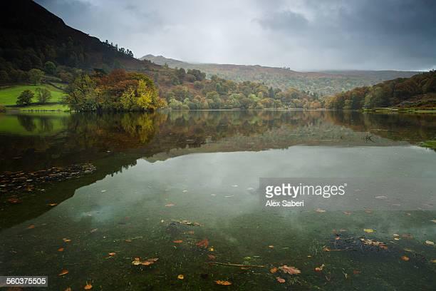 keswick , lake district , cumbria , england - alex saberi stock pictures, royalty-free photos & images