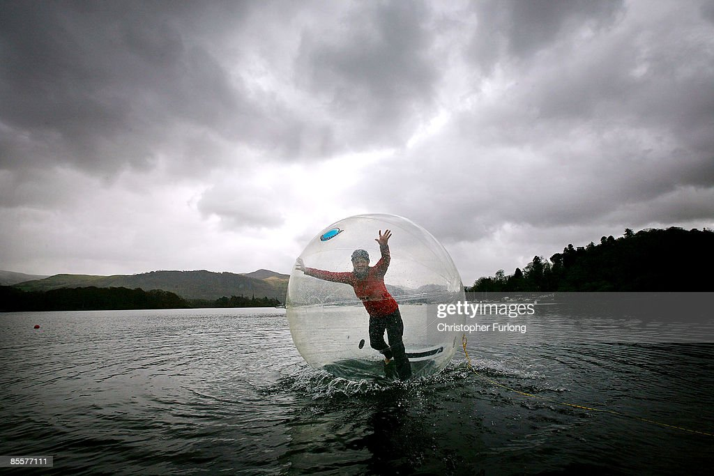 Walking On Water To Launch Keswick Mountain Festival : News Photo