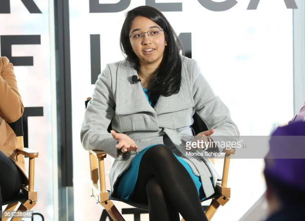 Ketaki Shriram attends 'Future of Film AR We There Yet' during the 2018 Tribeca Film Festival at Spring Studios on April 25 2018 in New York City