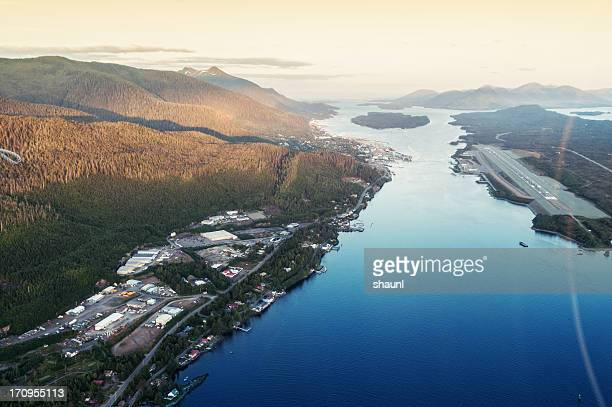 Ketchikan Aerial View