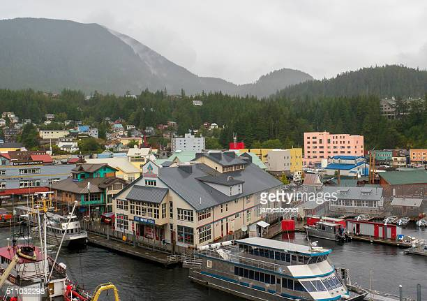 Ketchikan Alaska Downtown