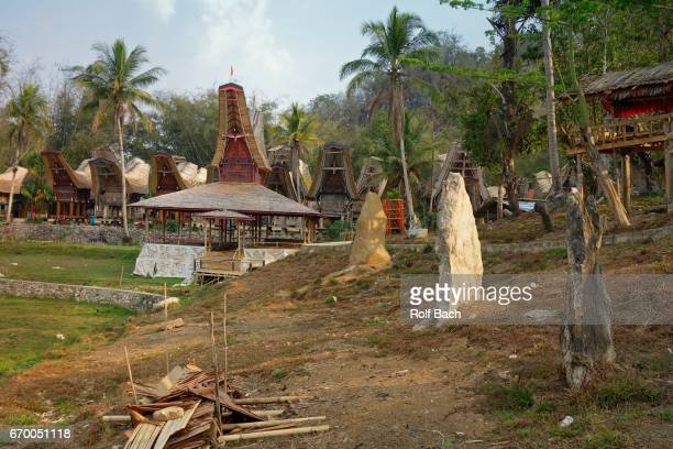 Kete Kesu or Ke'te Kesu 'is a Toraja village in Toraja Utara,