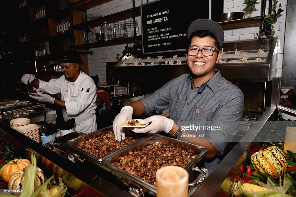 Ketel One Vodka Celebrates The Best Of 2016 At The Eater Awards : News Photo