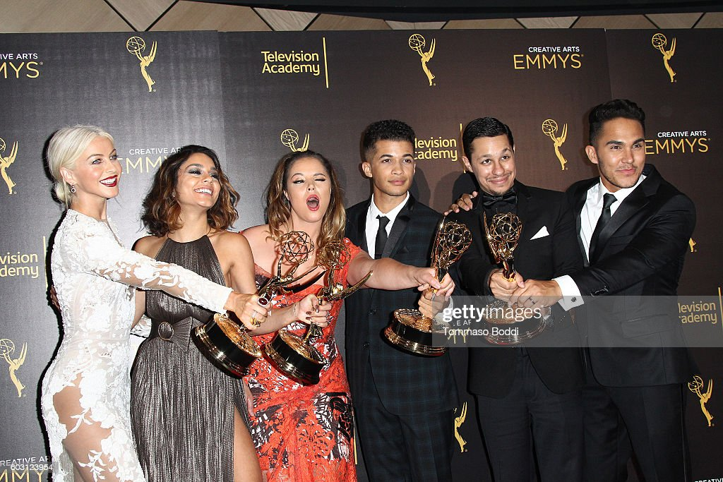 2016 Creative Arts Emmy Awards - Day 2 - Press Room : News Photo
