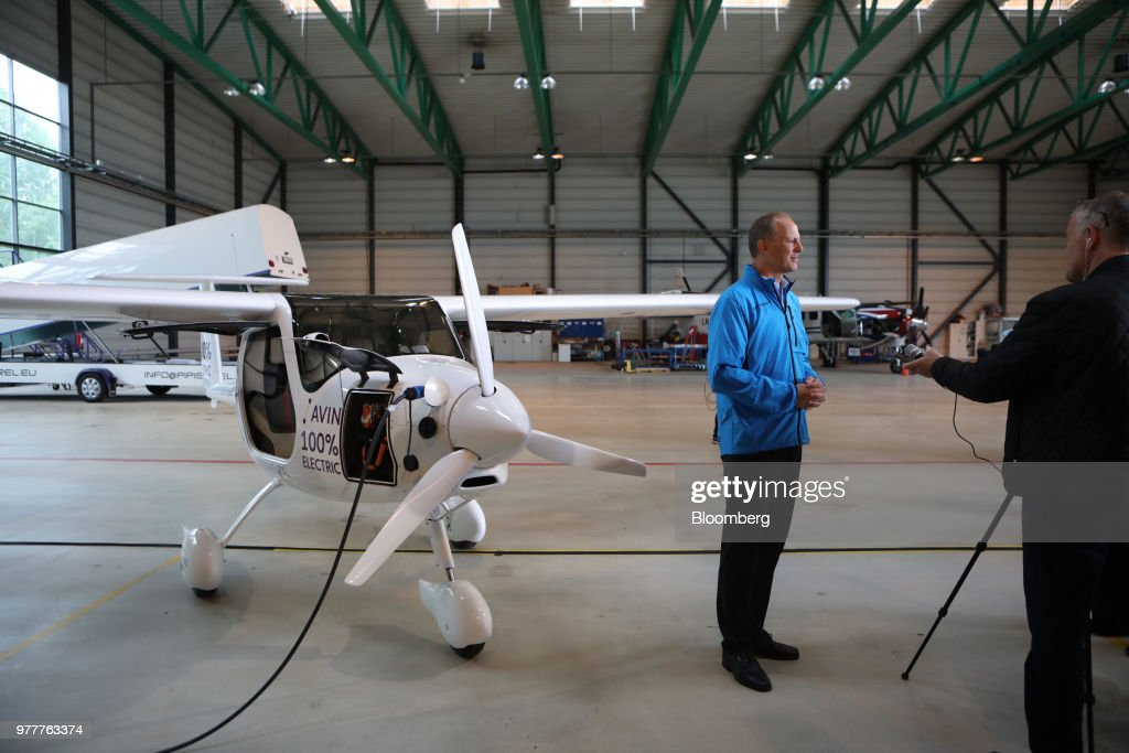 Avinor AS Makes Inaugural Electric Plane Flight