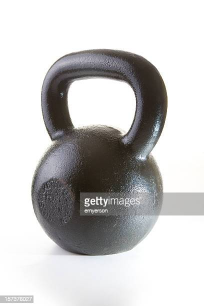 kettlebell - weight stock pictures, royalty-free photos & images