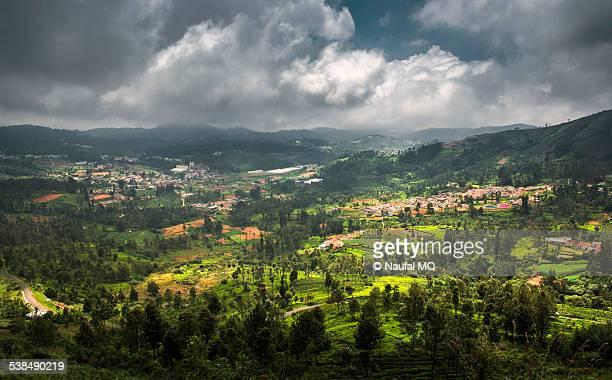 Ketty valley in Nilgiris