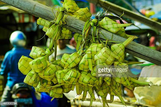 Ketupat , Malay food