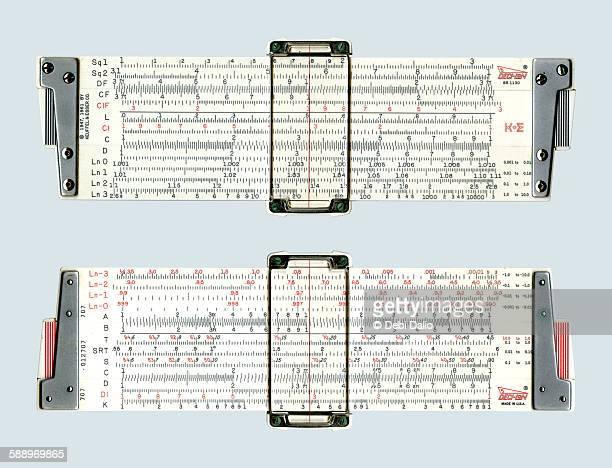 Keufel & Esser Deci-Lon Model 68 1130 Slide Rule