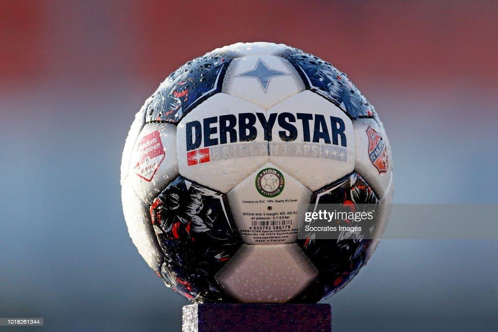 FC Volendam v FC Den Bosch - Eerste Divisie