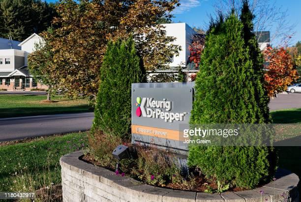 Keurig Dr Pepper corporate headquarters.