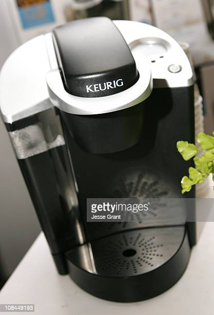 Keurig Premium Coffee Systems during 2005 BET Awards Luxe Lounge by iDesigns and Lush inc - Day 1 at The Hollywood Renaissance Hotel in Hollywood,...