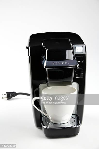 Keurig single K-cup machine photographed in Washington, DC. Photo by Deb Lindsey/For The Washington Post via Getty Images)