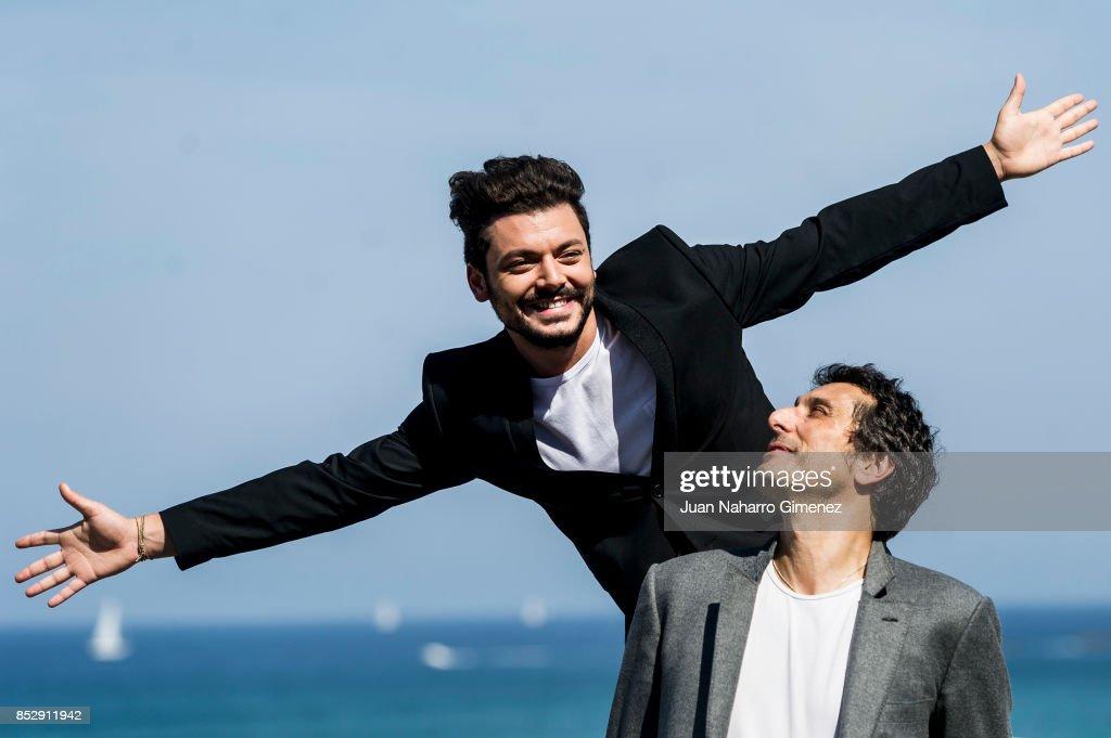 'Tout La-Haut / To The Top' Photocall - 65th San Sebastian Film Festival