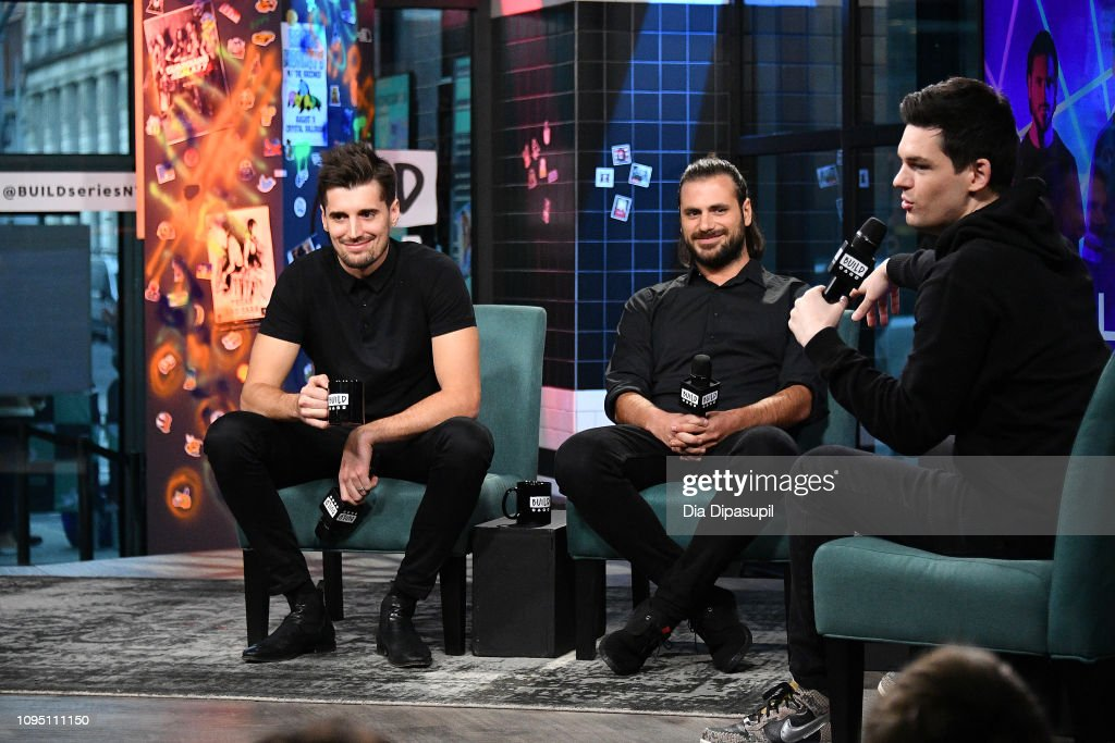 Kevan Kenney interviews Stjepan Hauser and Luka Šulić of 2Cellos
