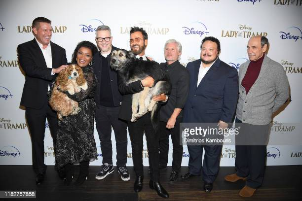 Kevin A Mayer Rose Yvette Nicole Brown Charlie Bean Monte Justin Theroux Brigham Taylor Adrian Martinez and F Murray Abraham attend as Cinema Society...