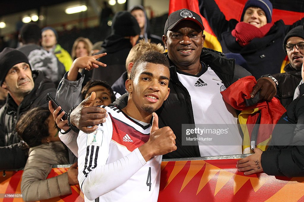 Germany v Nigeria: Round of 16 - FIFA U-20 World Cup New Zealand 2015