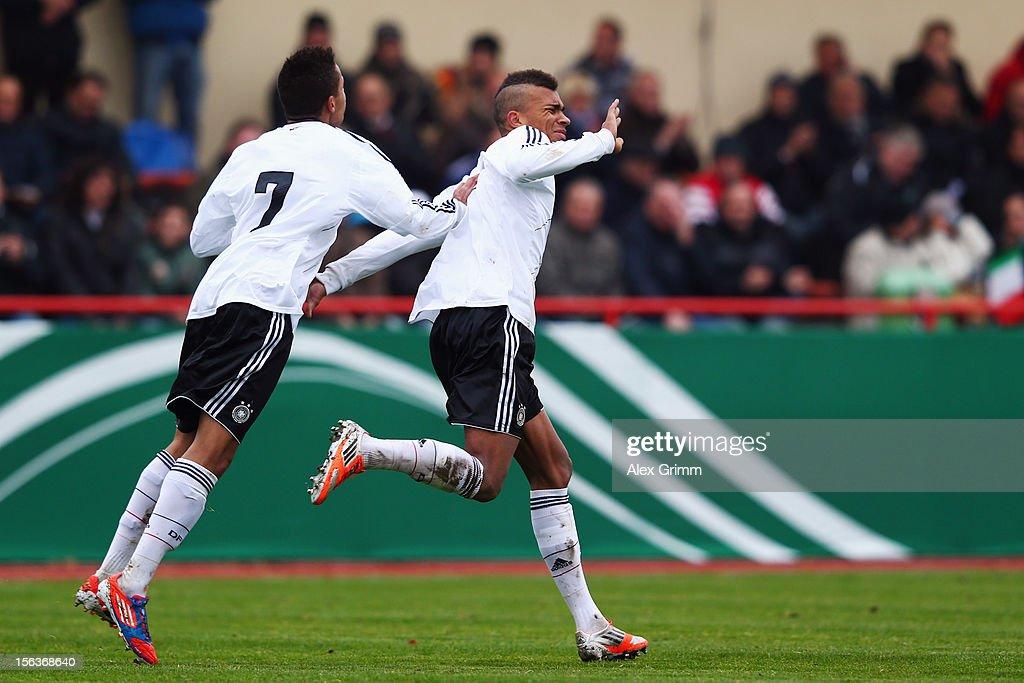 U18 Germany v U18 Italy - International Friendly : News Photo