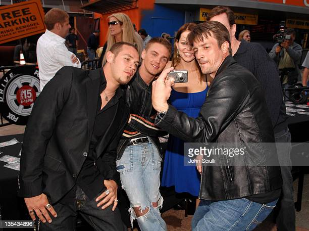 Kevin Alejandro Riley Smith Mircea Monroe Dylan Baker and Nathan Fillion