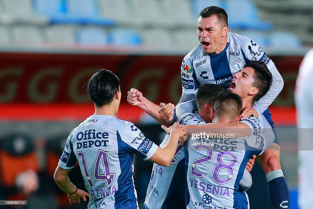 Pachuca v Club Tijuana - Torneo Guard1anes 2021 Liga MX : News Photo