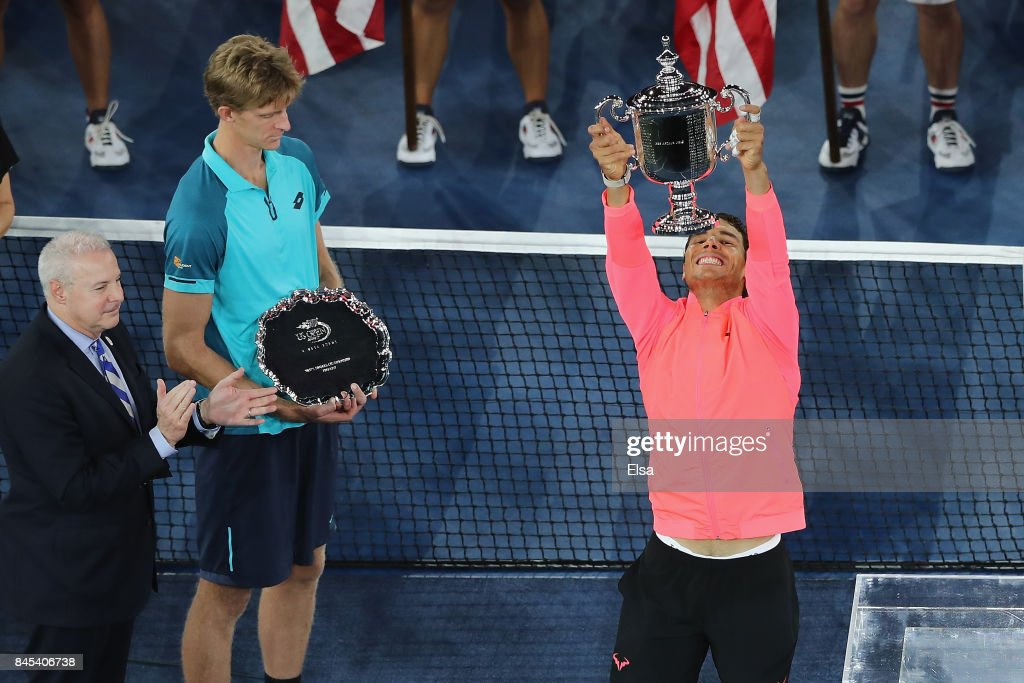 2017 US Open Tennis Championships - Day 14 : ニュース写真