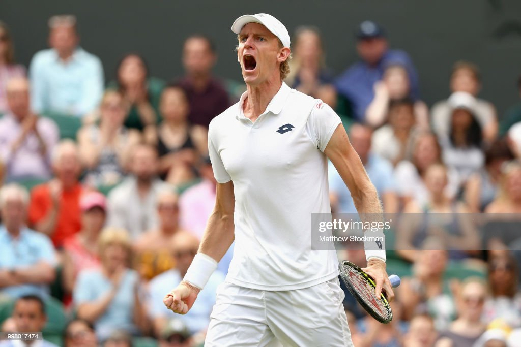 Day Eleven: The Championships - Wimbledon 2018 : ニュース写真