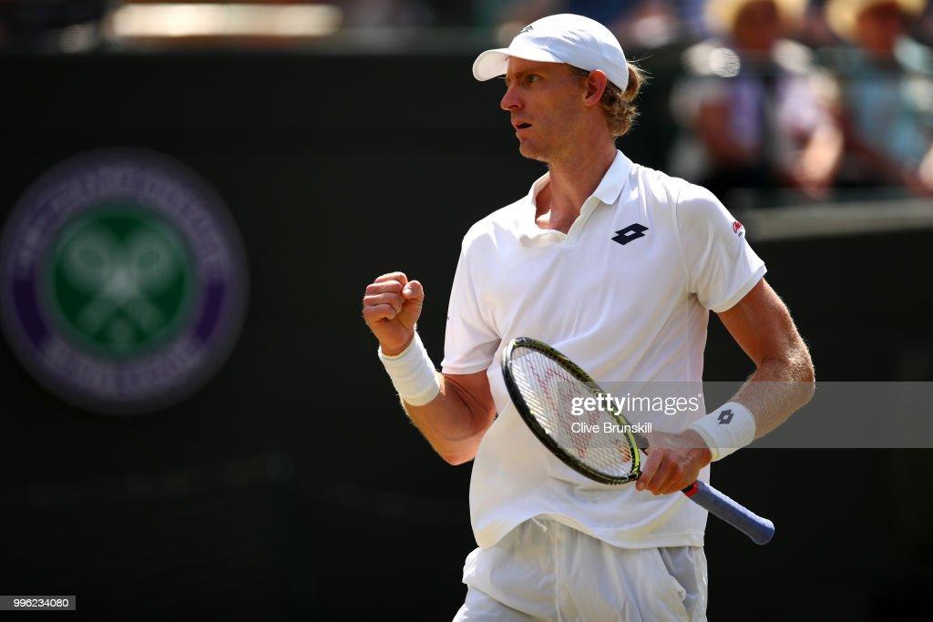 Day Nine: The Championships - Wimbledon 2018 : News Photo