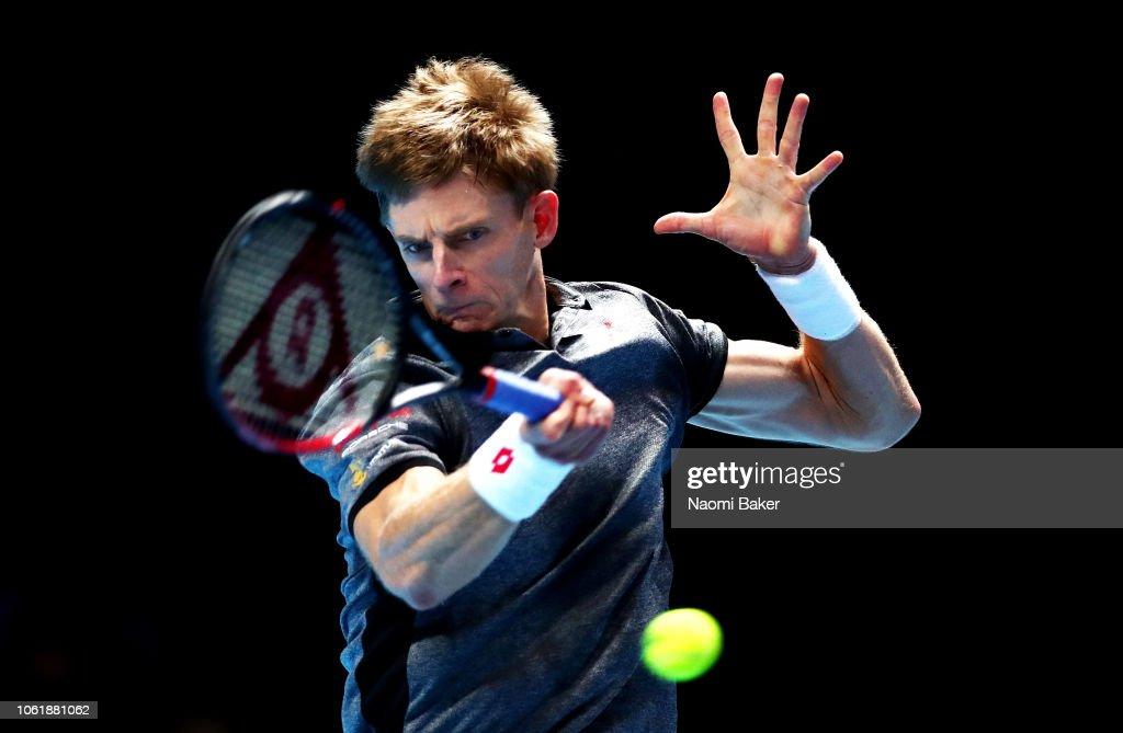 Nitto ATP Finals - Day Three : Foto jornalística