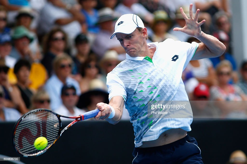 2016 ASB Classic - Day 4 : News Photo