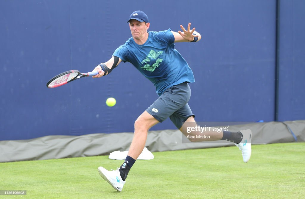 Fever-Tree Championships Previews - Day Four : News Photo
