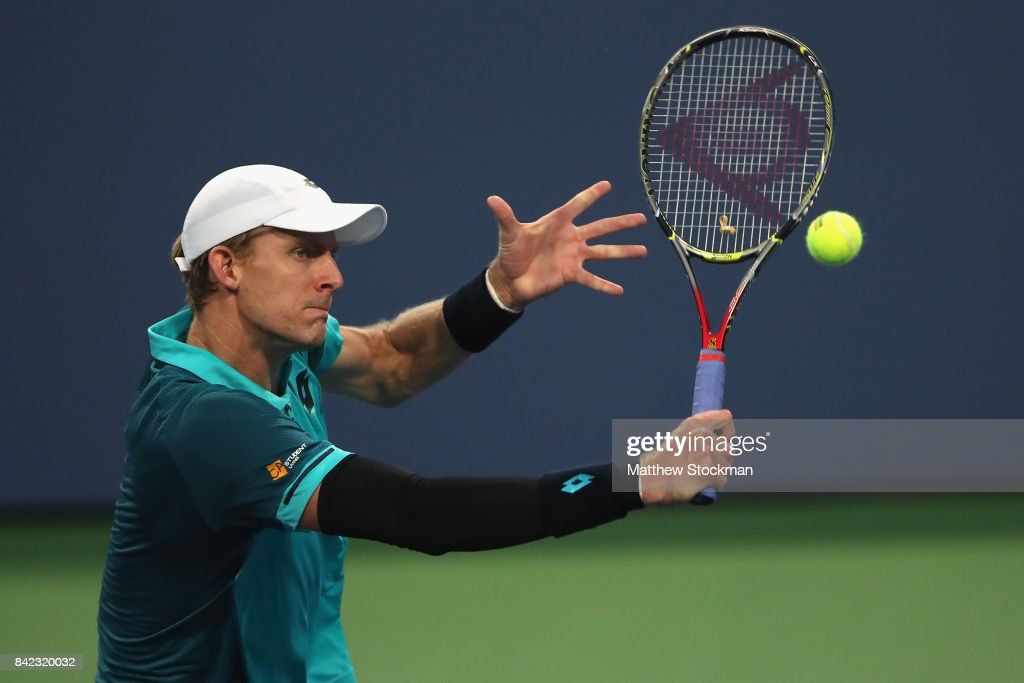 2017 US Open Tennis Championships - Day 7 : News Photo