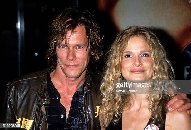 Kevin Bacon and Kyra Sedgwick attend premiere of 'Almost Famous' New York September 11 2000