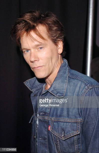 Kevin Bacon at Holt Renfrew's VINYL Style in the Groove/Vanity Fair Gala