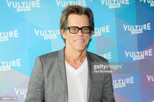 Kevin Bacon attends 'One Degree from Kevin Bacon' during Vulture Festival at The Standard Highline on May 21 2017 in New York City