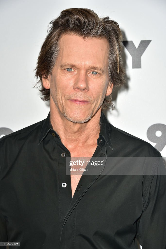 Kevin Bacon attends the 92nd Street Y Presents Kevin Bacon and Kyra Sedgwick In Conversation event at 92nd Street Y on July 19, 2017 in New York City.