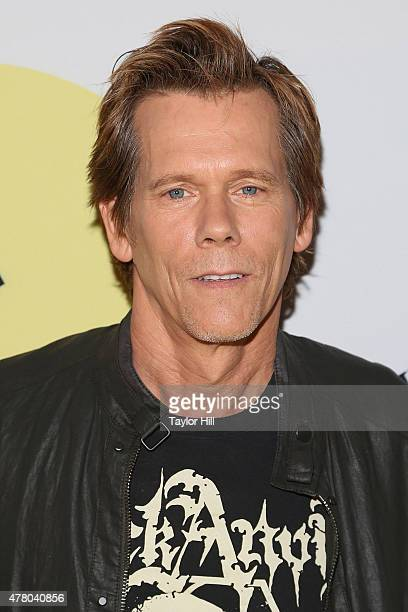 Kevin Bacon attends the 'Cop Car' premiere at BAM Peter Jay Sharp Building on June 21 2015 in New York City