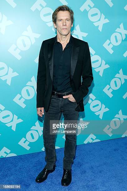 Kevin Bacon attends the FOX 2103 Programming Presentation Post-Party at Wollman Rink - Central Park on May 13, 2013 in New York City.