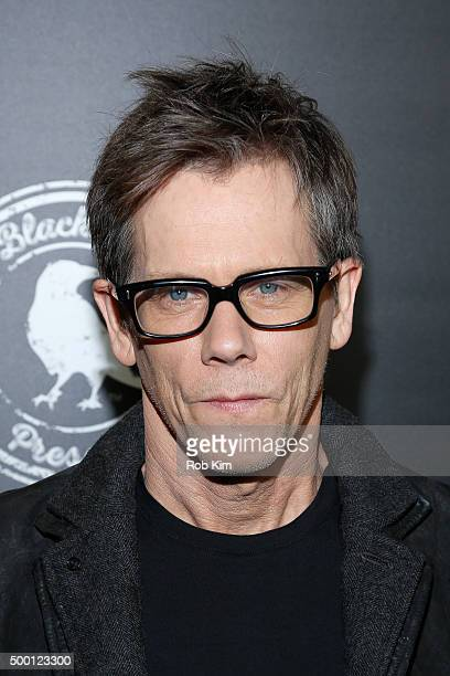 Kevin Bacon attends the Imagine John Lennon 75th birthday concert at Madison Square Garden on December 5 2015 in New York City