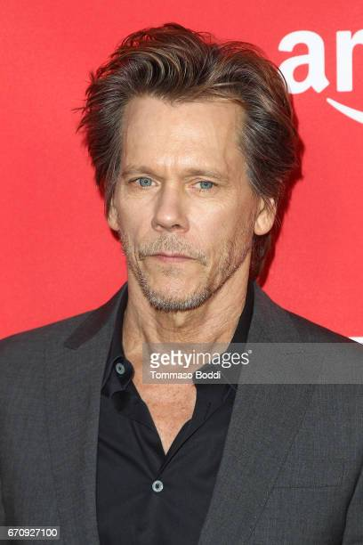 Kevin Bacon attends the Premiere Of Amazon's 'I Love Dick' at Linwood Dunn Theater on April 20 2017 in Los Angeles California