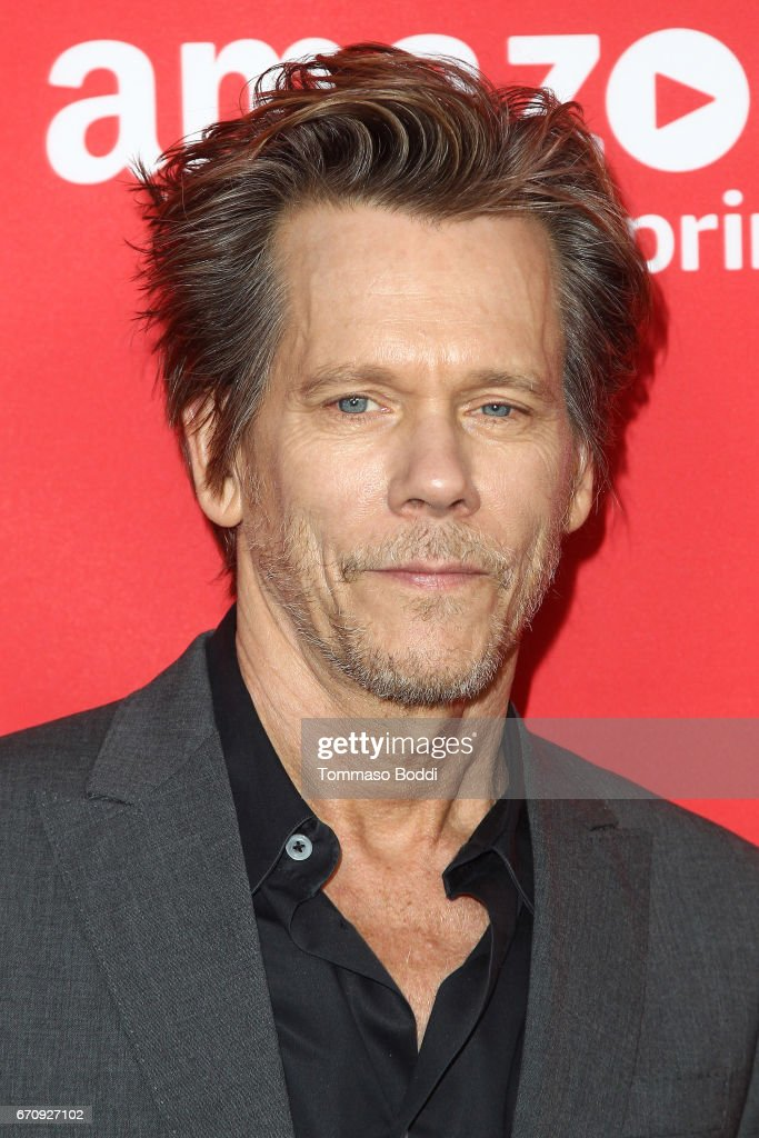 Kevin Bacon attends the Premiere Of Amazon's 'I Love Dick' at Linwood Dunn Theater on April 20, 2017 in Los Angeles, California.