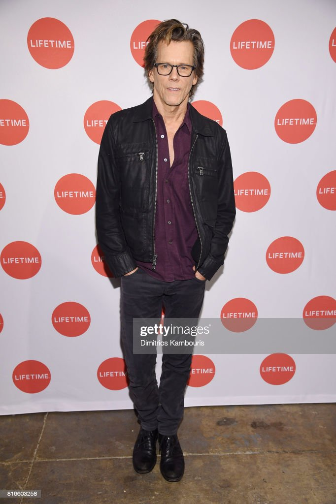 Kevin Bacon attends the 'Story Of A Girl' screening at Neuehouse on July 17, 2017 in New York City.