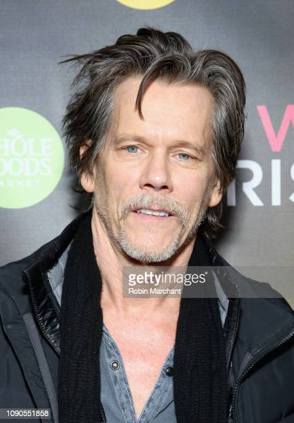 Kevin Bacon attends the WeRiseUP Launch Event With Kevin Bacon during the 2019 Sundance Film Festival at TAO Nightclub on January 27, 2019 in Park...