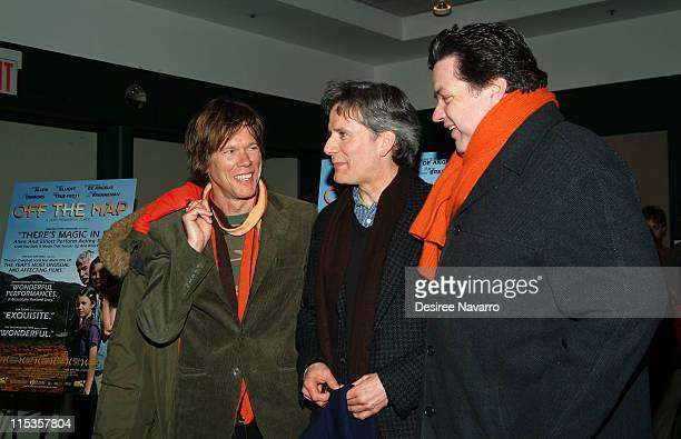 Kevin Bacon Campbell Scott Director and Oliver Platt