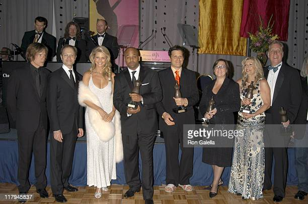 Kevin Bacon David Hyde Pierce Christie Brinkley Damon Dash Isaac Mizrahi Trish Adams senior vice president of Target Princess Yasmin Aga Khan and...