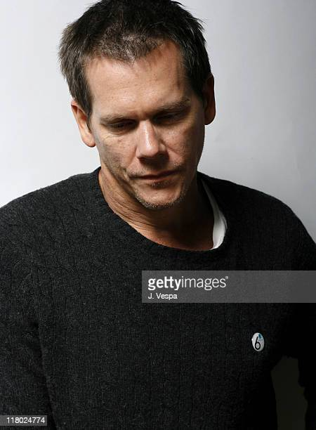 Kevin Bacon during 2007 Sundance Film Festival Kevin Bacon Portraits at Delta Sky Lodge in Park City Utah United States