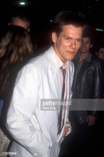 Kevin Bacon during 'Footloose' Premiere at The Academy in Beverly Hills California United States
